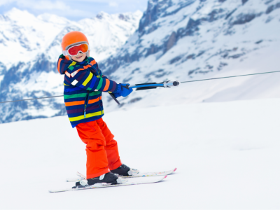 Best kids ski harness