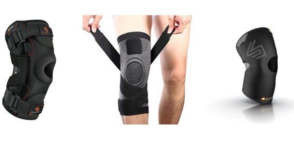 best knee brace for skiing