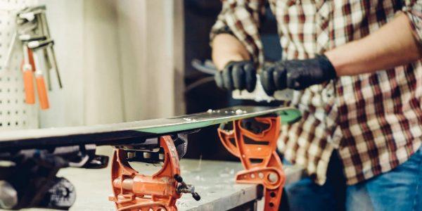 best ski snowboard tuning waxing kits